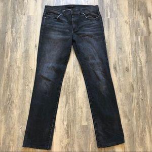 Joe's Jeans The Brixton Slim Fit Black Jean